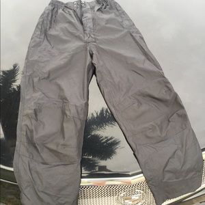 Mossi Ladies RX Rain Pant Black, Large